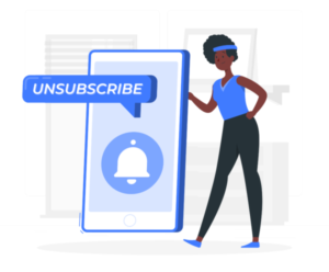 7 Ways To Figure Out Why Users Unsubscribe And Fix The Problem